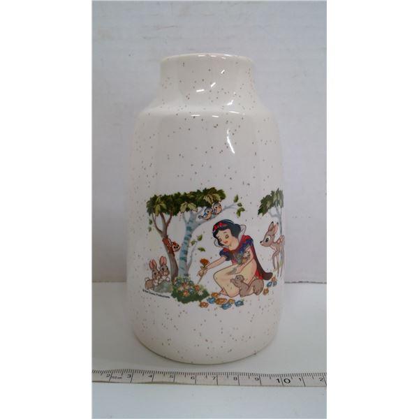 Snow White Collectable Vase