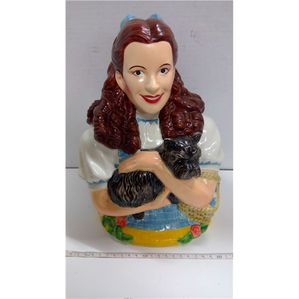 Wizard of Oz Dorothy and Toto Collectable Bowl