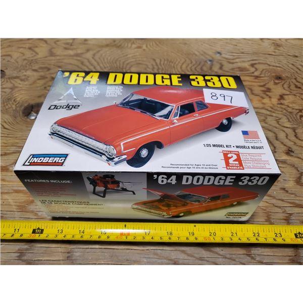 64 DODGE 300 MODEL KIT