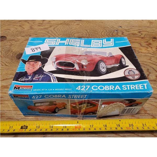 427 COBRA SHELBY MODEL KIT