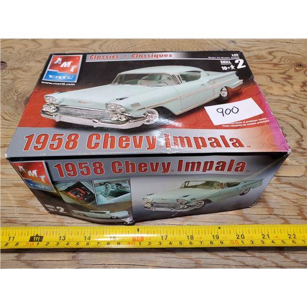 AMT 1958 IMPALA MODEL KIT