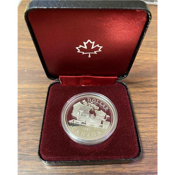 1981 Canada dollar