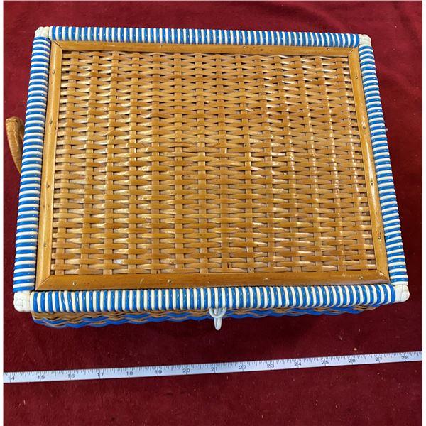 Very Nice Sewing Basket