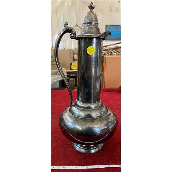 Vintage Silver Plate Ewer
