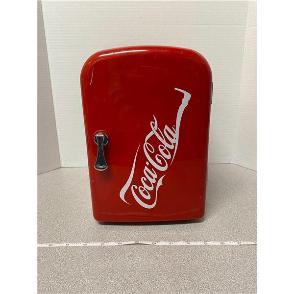 Portable Coca-Cola Mini Cooler (No Cords)