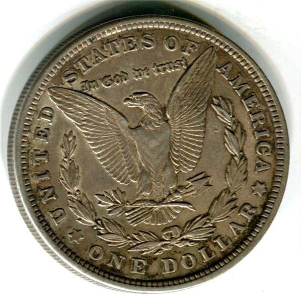 1921 USA Dollar