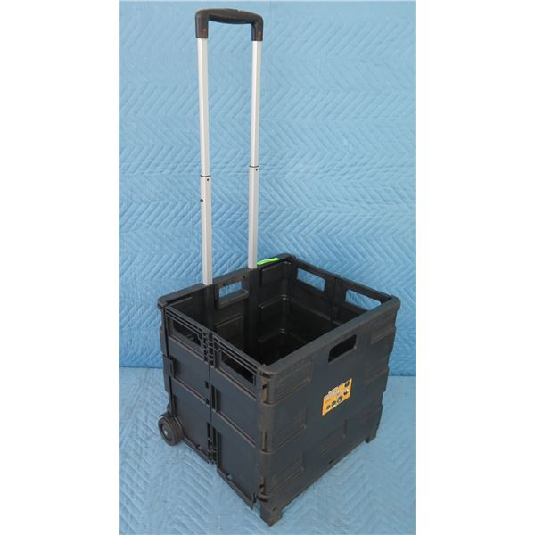 Olympus 85010 Grand Pack & Roll Collapsible Portable Cart
