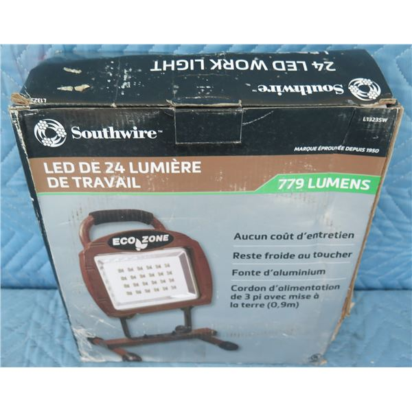 Southwire L1323SW LED Work Light New in Box