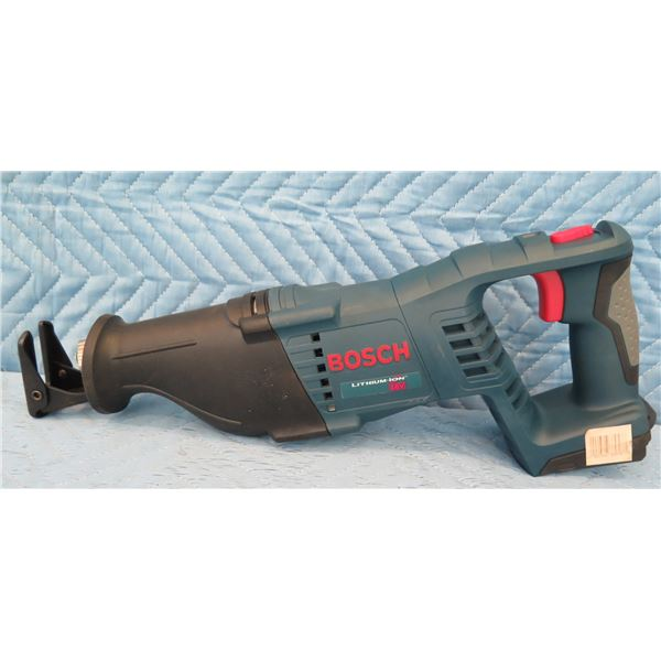 Bosch CRS180B Reciprocating Saw 18V (Tool Only) New in Box