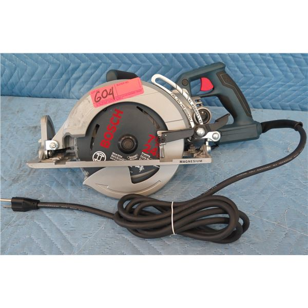 """Bosch CSW41 Worm Drive 7-1/4"""" Construction Saw New in Box"""