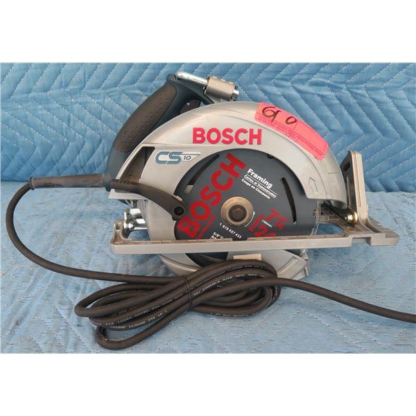 "Bosch CS10 7-1/4"" Circular Saw 15 Amps 120V"