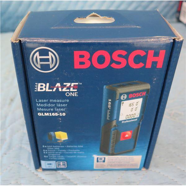 Bosch GLM16510 Blaze One Laser Measure Distance 16  New in Box