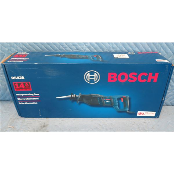 Bosch RS428 Reciprocating Saw 14 Amp  New in Box