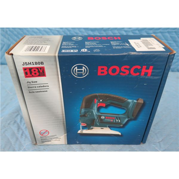 Bosch JSH180B Jig Saw 18V (Tool Only)  New in Box