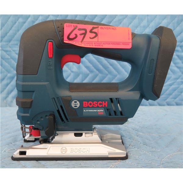 Bosch JSH180B Jig Saw 18V (Tool Only)