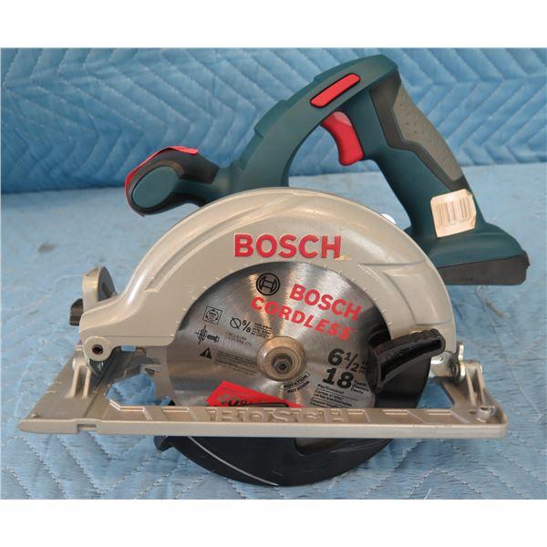 Bosch CCS180B Cordless Circular Saw 18V (Tool Only)