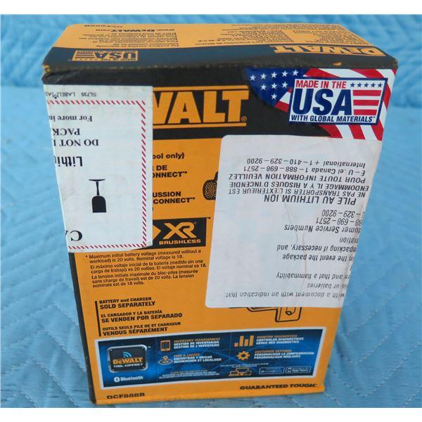 DeWalt DCF888B Impact Driver B/L (Tool Only)  New in Box