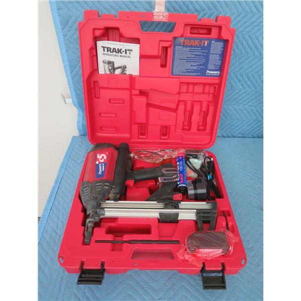 DeWalt 55148 Trak-It C5 Long Tool in Hard Case