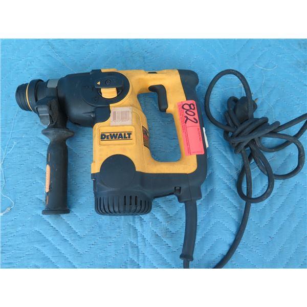 """DeWalt S25313K Rotary Hammer SDS 1"""""""