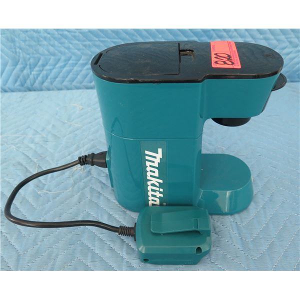 Makita DCM500Z Coffee Maker 18V (Tool Only)