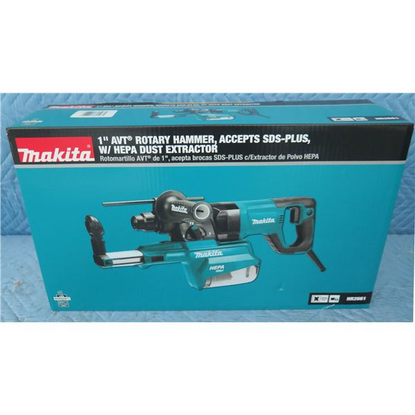 Makita HR2661 Rotary Hammer SDS-Plus New in Box
