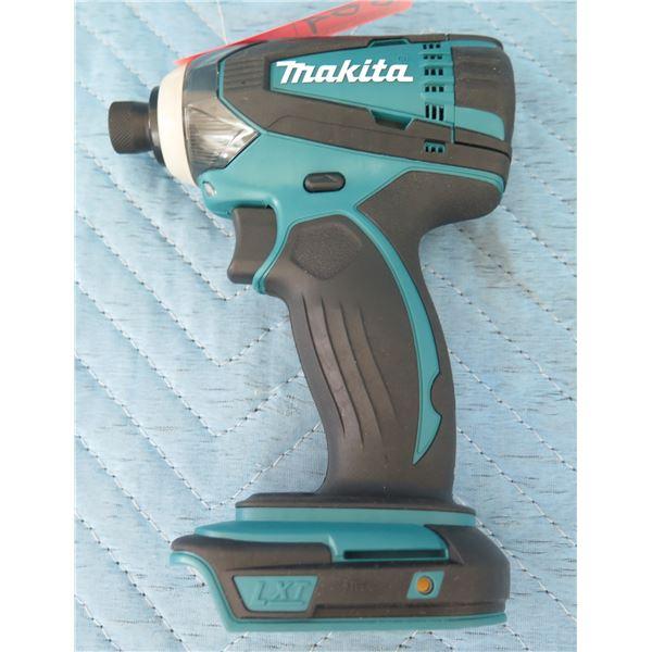 Makita XDT04Z Impact Driver 18V LXT XDT 12Z New