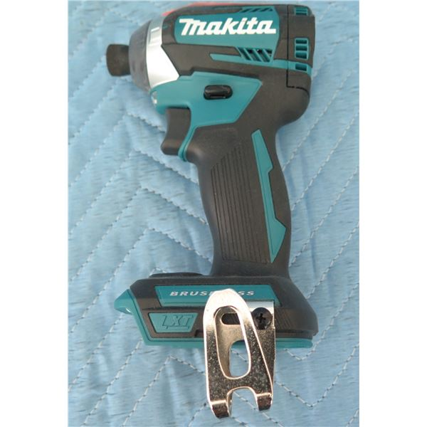 Makita XDT14Z Impact Driver 18V 3 Speed Brushless (Tool Only) New