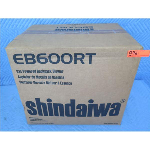 Shindaiwa EB600RT Blower Backpack New in Box