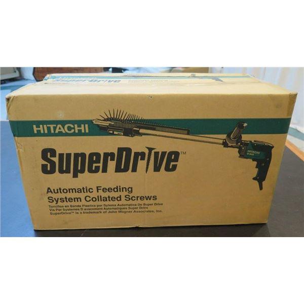 1 Box (Qty 10,000) Hitachi SuperDrive Drywall Screws 17202 6X1-1/4