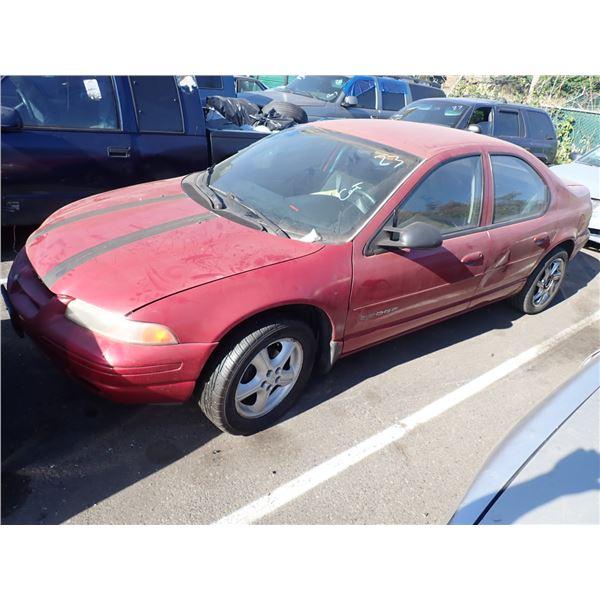1998 Dodge Stratus