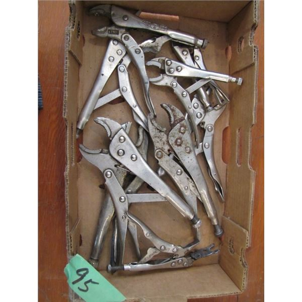 box of vice grips