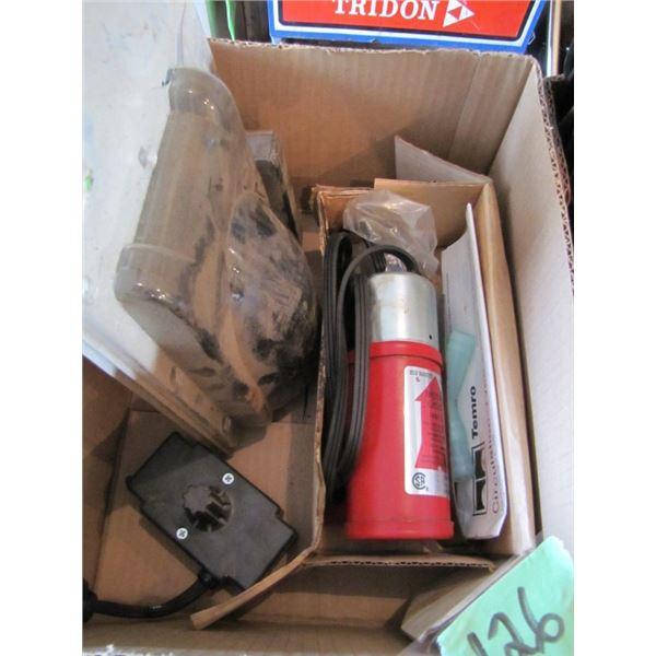 circulating heater, in car heater, magnetic block heater