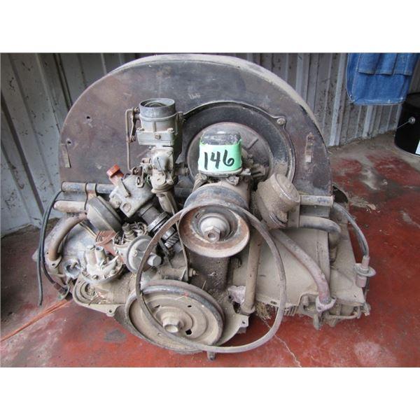 unknown Volkswagen engine