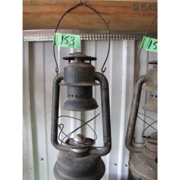 beacon barn lantern coal oil