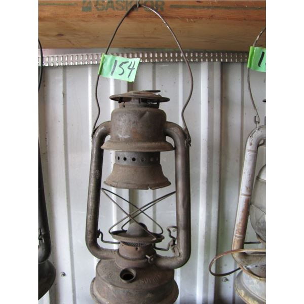 barn lantern coal oil