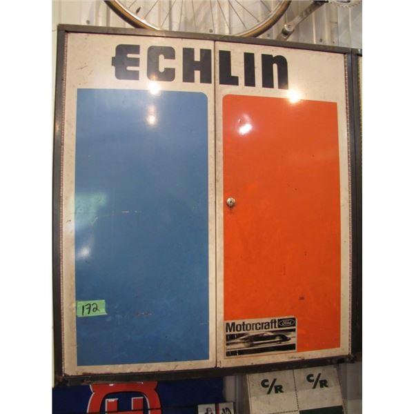 Echlin Parts cabinet - 32 X 36