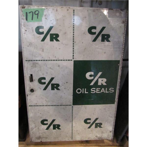 c/r oil seals cabinet