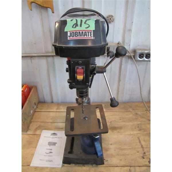 jobmate 8 inch bench drill press