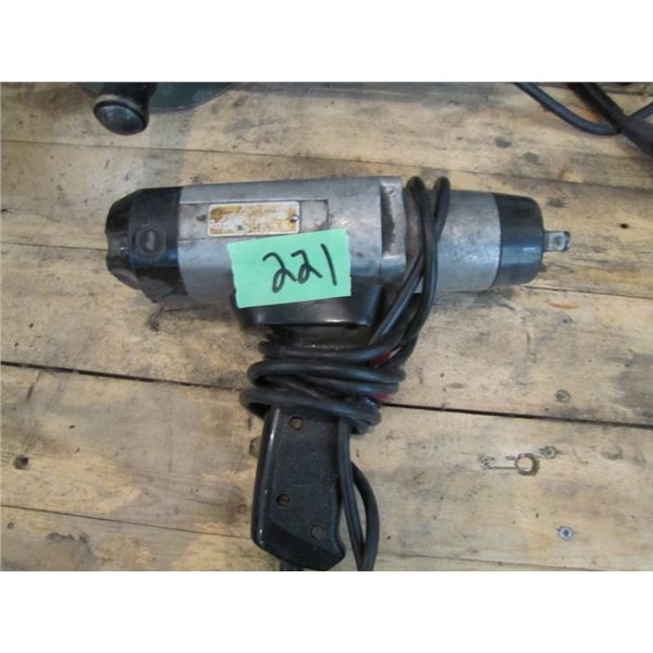 electric half inch impact wrench
