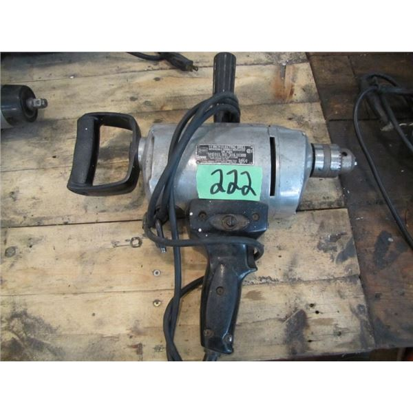 electric half inch reversible drill