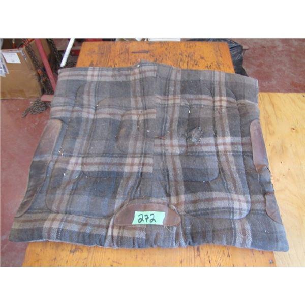 saddle pad 32 X 28 approximately