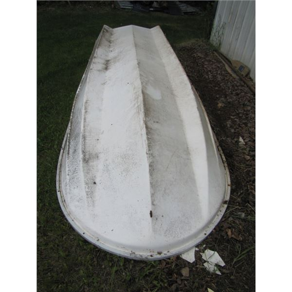 fiberglass 12 foot boat