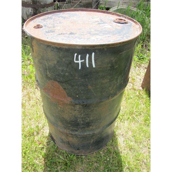 45 gallon drum