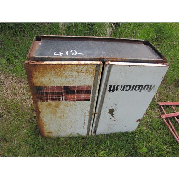 motor craft storage cabinet