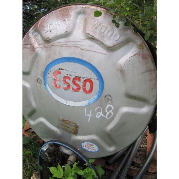 John wood fuel tank used for purple gas