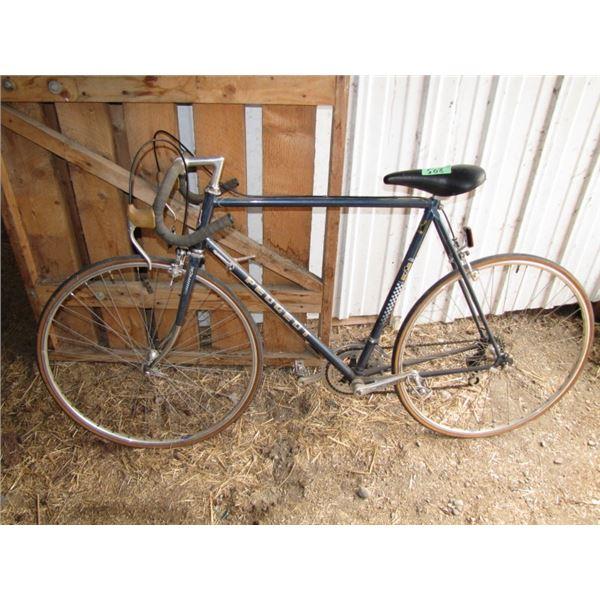 Peugeot man's bike