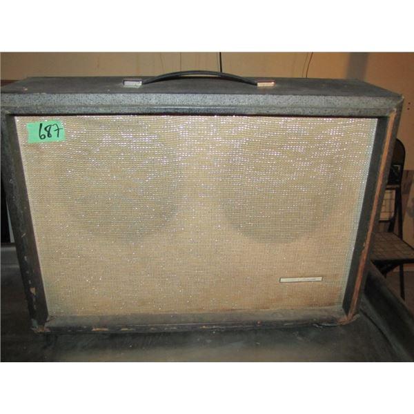 Sears Silverton tube amplifier model 1484