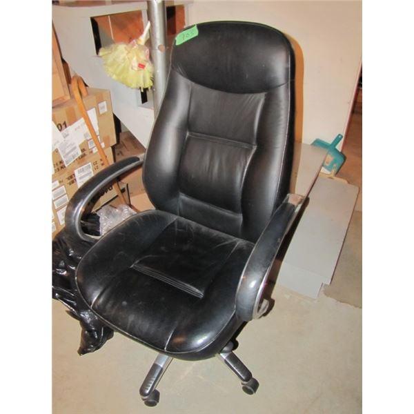 executive high back swivel office chair