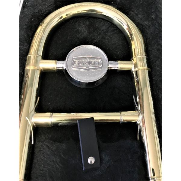 Bundy Trombone with Case and 12C mouthpiece SN 653525