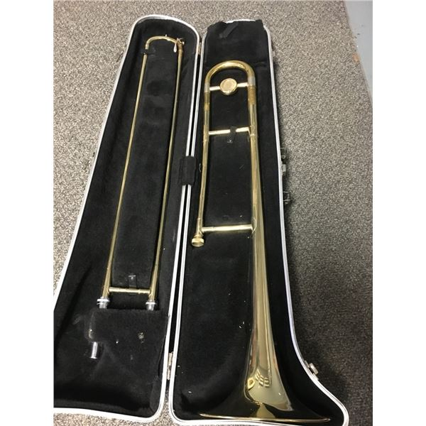 Besson Trombone with 12C mouthpiece and Case SN 399104
